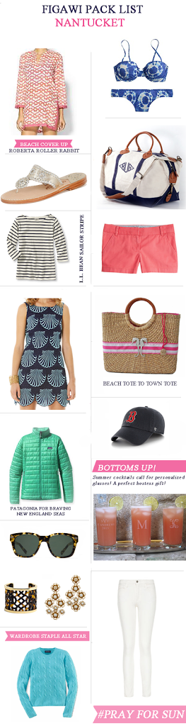 What to Pack for Nantucket Figawi Weekend
