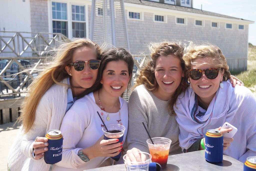 Nantucket Figawi Tucker Blair Party