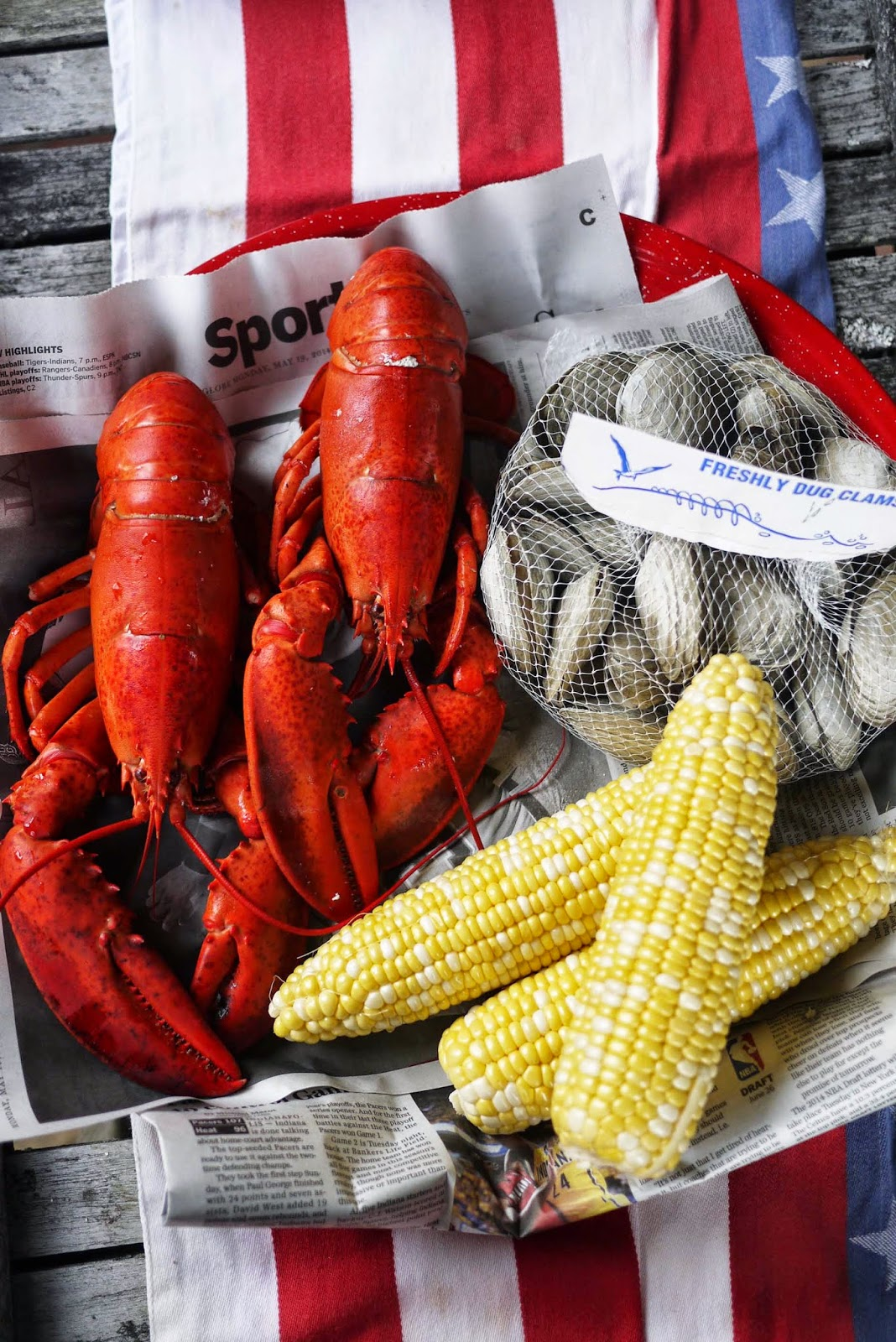 New England Lobster Roll Recipe - The Buggy Blog