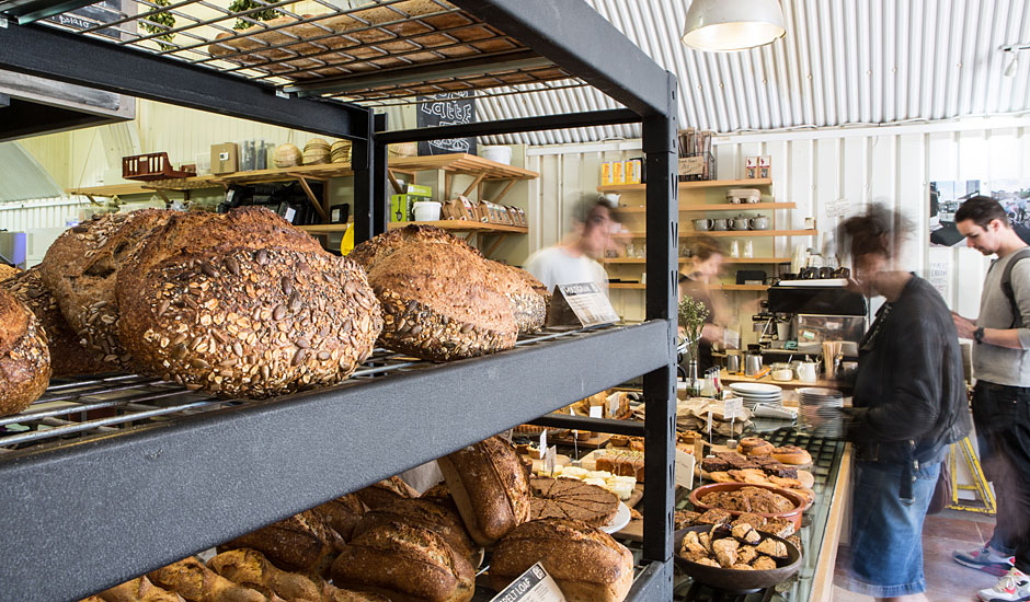 E5 Bakehouse London