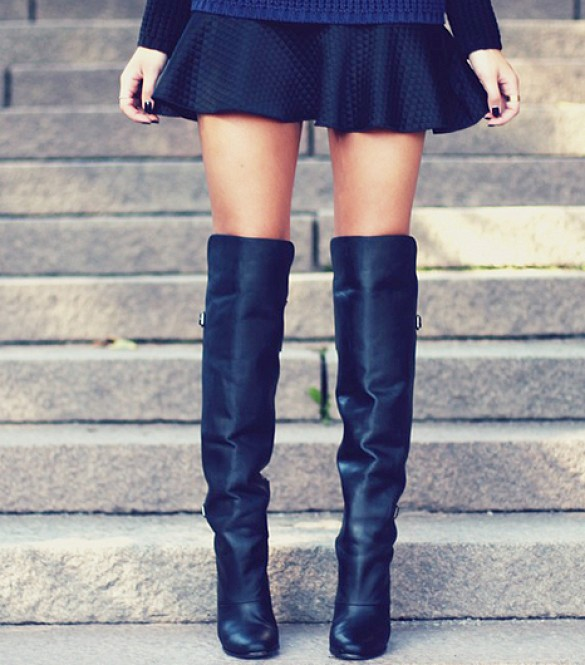 15 Favorite Over the Knee Boots for Fall - The Buggy Blog
