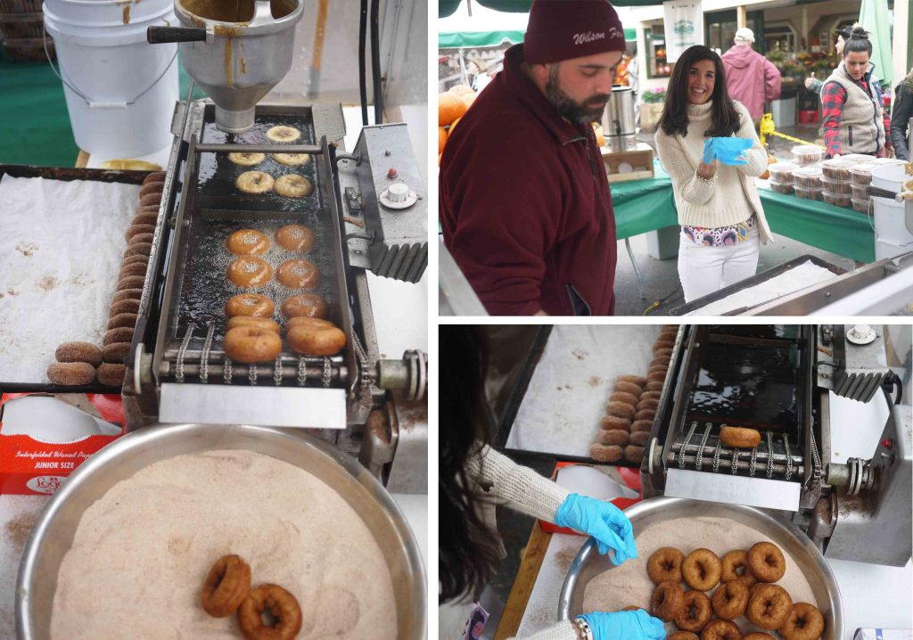 Wilson Farm New England Cider Donuts