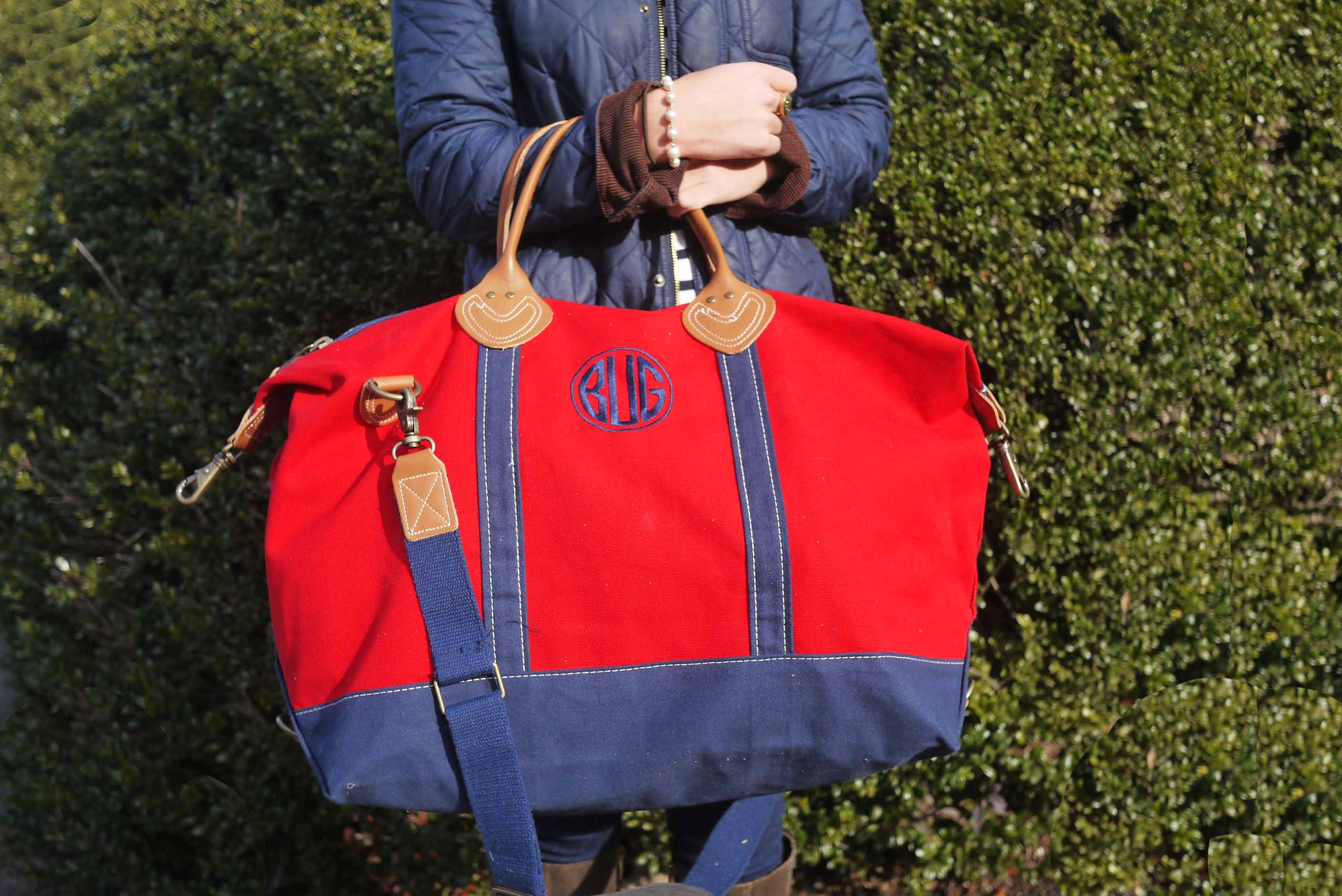 last day to order a best seller monogram travel bags the buggy blog