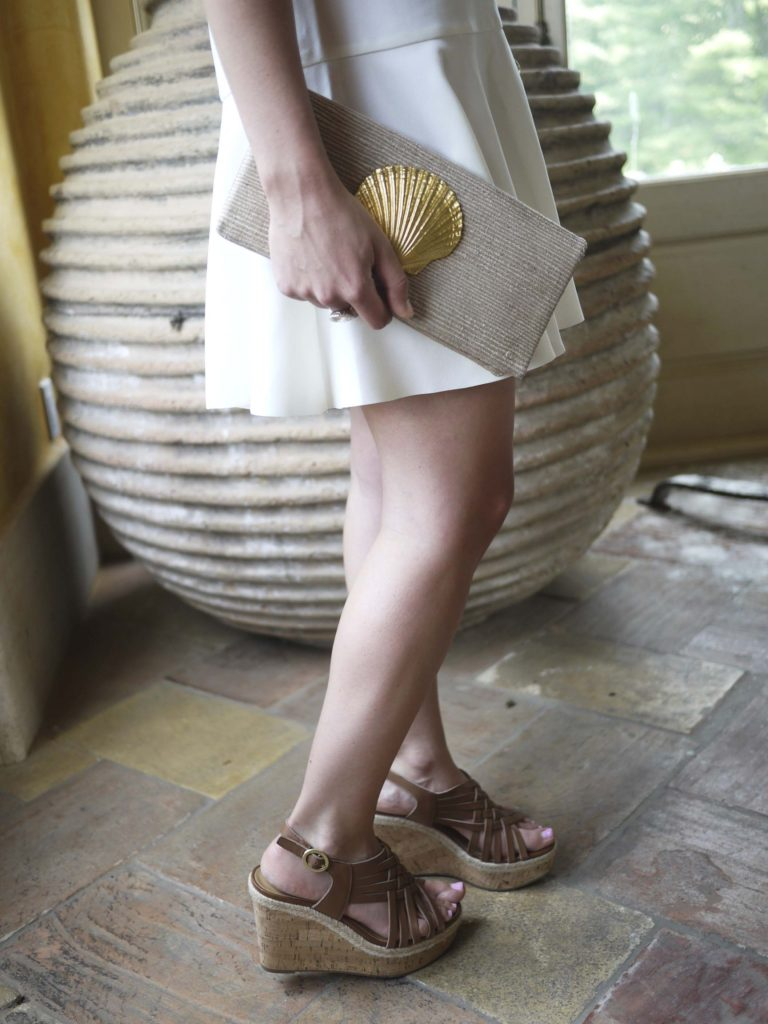 buggy-blog-preppy-shell-clutch-franco-sarto-wedges
